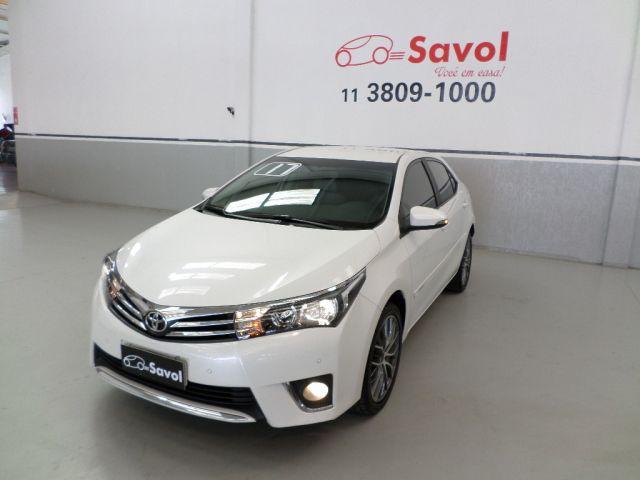 Toyota Corolla XEI 2.0 16V Flex Branco 2017}