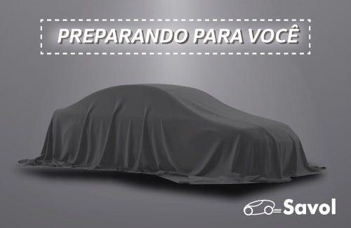 Volkswagen Voyage 1.0 Mi 8V Total Flex Cinza 2011}