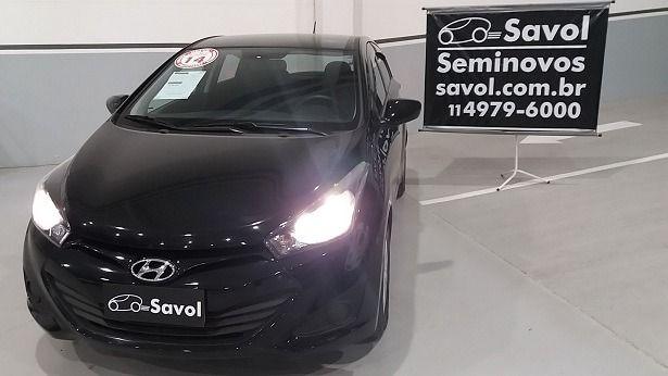 Hyundai Hb20 Comfort 1.0 Flex 12V Preto 2014}