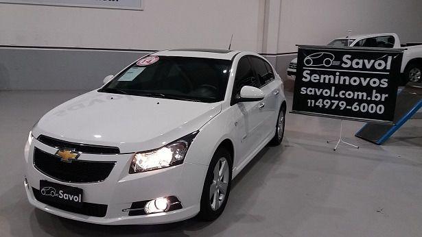 Chevrolet Cruze Sport6 LTZ 1.8 Ecotec 6 16V Branco 2014}