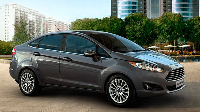 New Fiesta Sedan - Ford Easy-Start