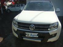 Volkswagen Amarok Trendline CD 4x4 2.0 16V TDi Biturbo Mec. 2015}
