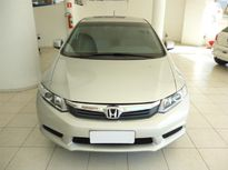 Honda Civic New  LXS 1.8 2012}