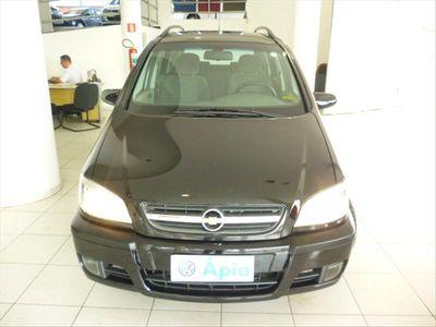 Chevrolet Zafira Elegance 2.0 (Flex) (Aut) 2012}