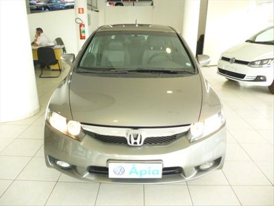 Honda Civic New  LXL 1.8 16V i-VTEC (aut) (flex) 2011}