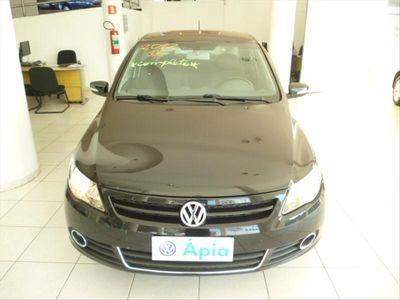 Volkswagen Voyage Comfortline 1.6 2012}