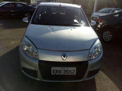 Renault Sandero Expression 1.6 8v (Flex)  2012}