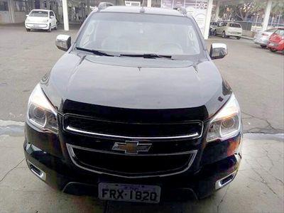 Chevrolet S10 LTZ 2.4 4x2 CD 2014}