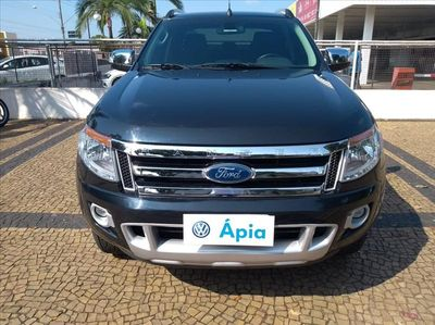 Ford Ranger Limited 3.2 Diesel 4x4 AT 2016}