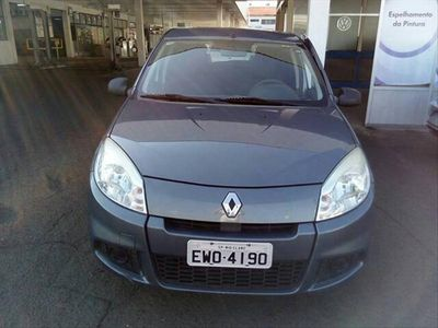 Renault Sandero Authentique 1.0 16V (Flex) 2012}