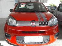 Fiat Novo Uno Attractive 1.0 (Flex) 2015}