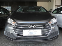 Hyundai HB20S Comfort Style 1.6 Flex 2017}