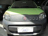 Fiat Uno 1.0 EVO WAY FLEX 4P MANUAL 2011}