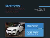 Volkswagen Fox Comfortline 1.6 (Flex)  2016}