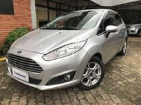 Ford Fiesta SE 1.6 PowerShift 2014}