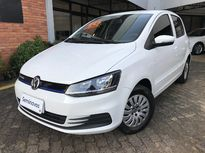 Volkswagen Fox BlueMotion 1.0 (Flex) 2016}