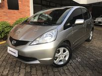Honda Fit New  LXL 1.4 (flex) (aut) 2009}