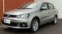 Volkswagen Voyage Comfortline 1.0 2017}