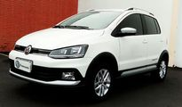Volkswagen CrossFox I-Motion 1.6 VHT (Flex) 2015}