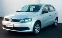 Volkswagen Gol City 1.6 MI (Flex) 2014}