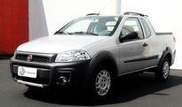 Fiat Strada Working 1.4 (Flex) (Cab Estendida) 2014}