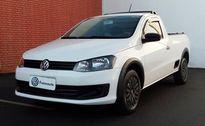 Volkswagen Saveiro Trendline CS 2015}