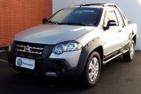 Fiat Strada Adventure 1.8 16V (Flex)(Cab Estendida) 2009}