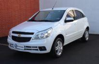 Chevrolet Agile LTZ 1.4 (Flex) 2011}