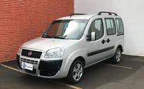 Fiat Doblò Essence 1.8 16V (Flex) 2016}