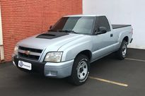 Chevrolet S10 S10 Colina 4x4 2.8 (Cab Simples) 2011}