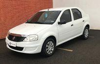 Renault Logan Authentique 1.0 16V (Flex) 2012}