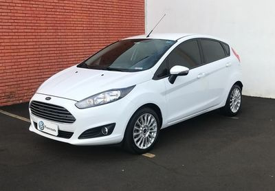 Ford New Fiesta Hatch SEL 1.6 (Aut) 2017}