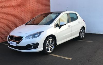 Peugeot 308 Griffe THP 2016 1.6 Turbo High Pressure 2016}