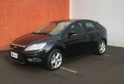 Ford Focus Hatch GLX 1.6 16V (Flex) 2013}