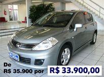 Nissan Tiida SL 1.8 (flex) (aut) 2013}