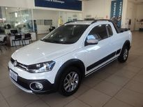 Volkswagen Saveiro Cross CE 1.6 8V Total Flex 2014}