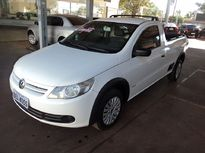 Volkswagen Saveiro 1.6 MI CS 8V FLEX 2P MANUAL G.V 2011}