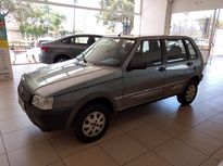 Fiat Uno Mille Fire Economy Way 1.0 (Flex) 4p 2010}
