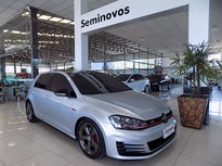 Volkswagen Golf GTi 2.0 TSi DSG 2015}