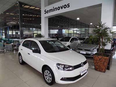 Volkswagen Gol Novo  1.0 TEC (Flex) 4p 2015}