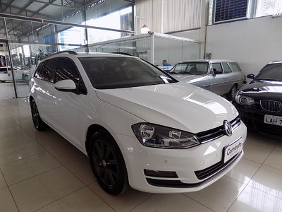 Volkswagen Golf Variant Comfortline 1.4 TSI 2016}