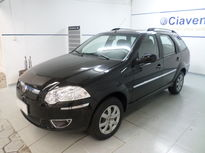 Fiat Palio Weekend Attractive 1.4 8V Flex Mec. 2014}