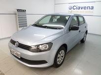 Volkswagen Gol City 1.0 MI (Flex) 2015}