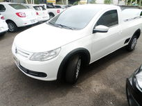 Volkswagen Saveiro 1.6 MI CS 8V FLEX 2P MANUAL G.V 2013}