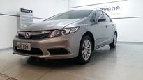 Honda Civic New  LXS 1.8 2013}