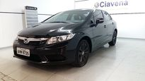 Honda Civic New  LXL 1.8 16V (flex) 2012}