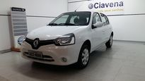 Renault Clio 1.0 16V FLEX 4P MANUAL 2016}