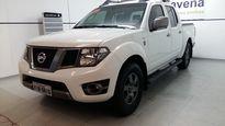 Nissan Frontier SV Attack 2.5 TD CD 4x2 2013}