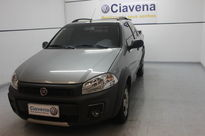 Fiat Strada Working 1.4 (Flex)(Cab Dupla) 2015}