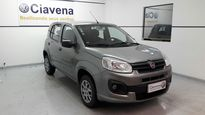 Fiat Uno Attractive 1.0 Flex 2017}